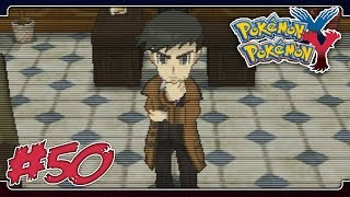 Pokemon X And Y Playthrough Part 50 Looker: Chapter 1