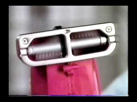 Dirt Devil Vacuum Commercial 1992