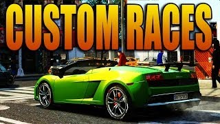 How To Join/Download Custom Races In GTA Online! (Grand