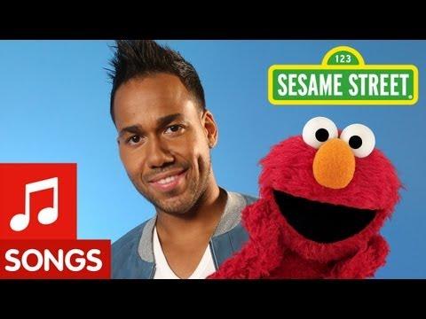 Sesame Street: Romeo Santos and Elmo sing