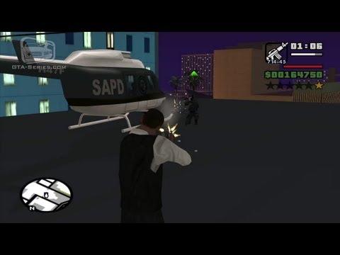 GTA San Andreas Walkthrough - Mission #91 - Breaking the Bank at Caligula's [Alternative] (HD)