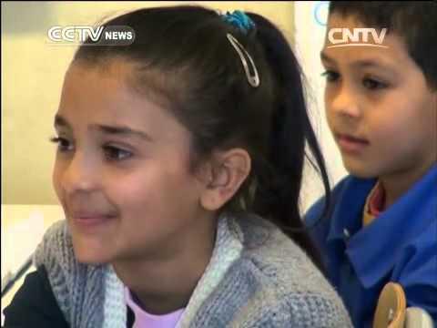 EU project to educate Roma children   CCTV News   CCTVcom English