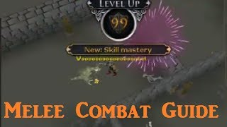1-99 Melee Combat Guide Runescape 2014 Fast And Easy