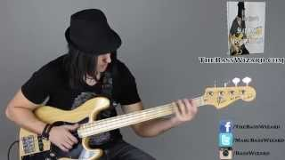 Slap Bass History Lesson (The Bass Wizard)