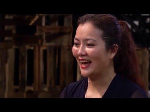 Vua đầu bếp 2014 - Tập 4 - Nem chay hải sản - Kim Oanh