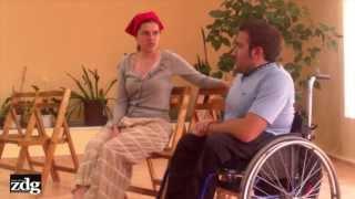 Teatru Social privind combaterea discriminării persoanelor cu dizabilități