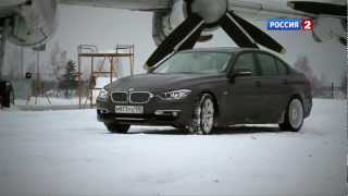 Тест-драйв BMW 335i 2013 // АвтоВести 46