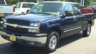 2004 Chevrolet Silverado 1500 Extended Cab Short Bed Enumclaw, Seattle, Puyallup, WA - 29255A videos