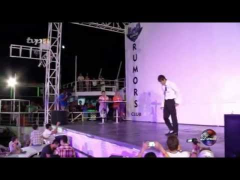 Meysam   Semi Final Dance Competitions of TVPersia 1   Antalya  Serie 3