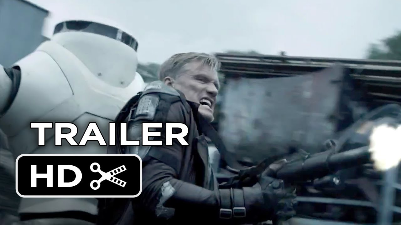 A photo of Battle Of The Damned Official Trailer 1 (2013) - Dolph Lundgren Sci-Fi Action Movie HD