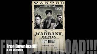 Diljit Warrant Ft. Mickey Singh & Dj Ice (Official Remix