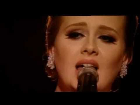 HQ Adele - Someone Like You - Brits 2011