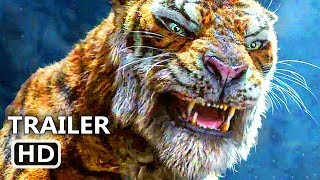 MOWGLІ Official Trailer (2018) Family Movie HD