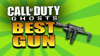 Best Gun In Call Of Duty Ghosts Multiplayer BEST GUN TO
