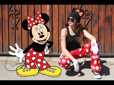 chola minnie mouse - photo #6