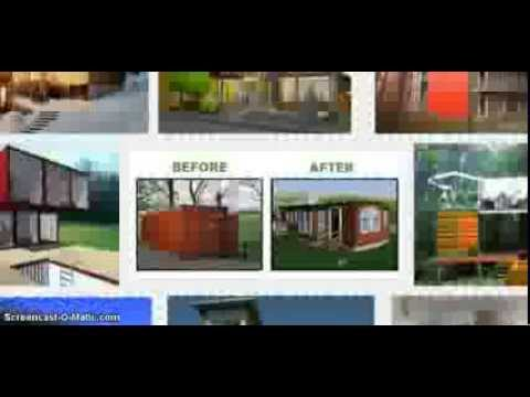 Shipping container home construction guide review youtube - Container homes youtube ...