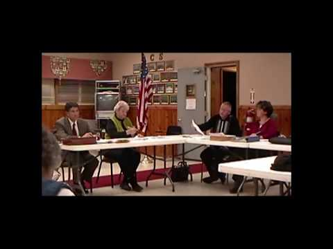 Altona Town Board Meeting part two 12-12-11