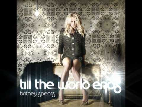 Britney Spears- 'Till The World Ends (Instrumental+hook)