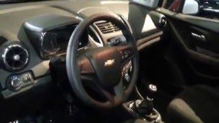 Interior Chevrolet Tracker LS 2014 Precio Caracteristicas