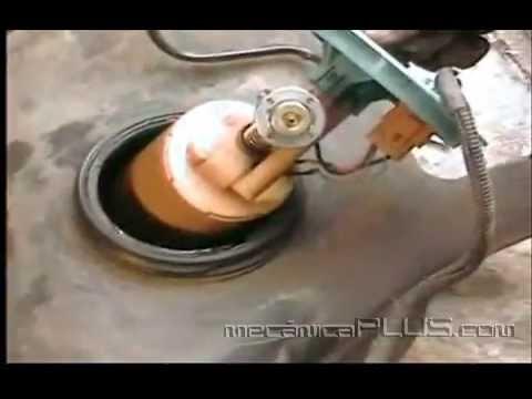 Cambio Bomba De Gasolina Chrysler Stratus Quitando La
