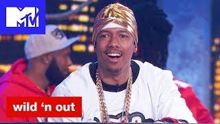 Nick Cannon Pleads the Fifth on His Favorite Baby Mama | Wild 'N Out | MTV