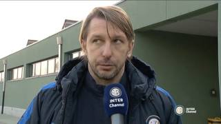 INTER YOUNG, PARLA MISTER VECCHI