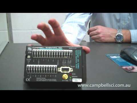 Campbell Scientific Australia Video Image