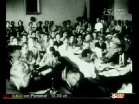 HUAC's Jackie Robinson v Paul Robeson