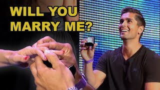 """Top 10 """"MOST ROMANTIC PROPOSALS"""" on Got Talent and X FACTOR"""