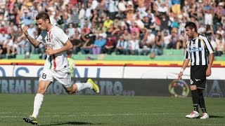 19/09/2010 - Serie A TIM - Udinese-Juventus 0-4 Highlights