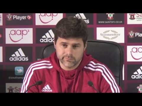 Mauricio Pochettino: I'll discuss Saints future at end of season