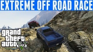 GTA 5 Extreme Off Road Race In Sandkings With Friends