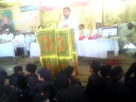 Bannu mandan school function