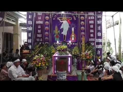 Lễ Tang Chị Anna Phạm Thị Oanh