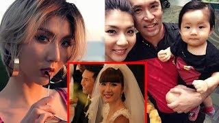 """Hé lộ cuộc sống """"lạ kỳ"""" của siêu mẫu Ngọc Quyên, 3 năm kết hôn vẫn không biết mặt bố mẹ chồng"""