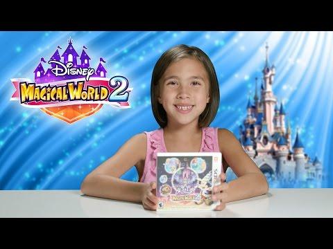 ADVENTURE in DISNEY MAGICAL WORLD 2!!! Gaming with Jillian!