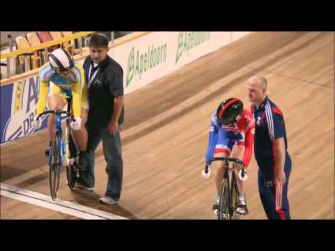 Victoria Pendleton: Cycling's Golden Girl [Part 1/4]