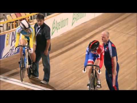 Victoria Pendleton: Cycling's Golden Girl [Part 1/4]
