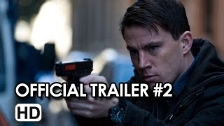 White House Down Official Trailer #2 (2013) - Channing Tatum Movie