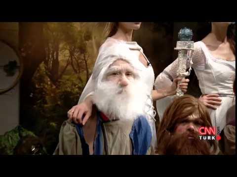 Mehmet Turgut'un stüdyosu bu kez, hobbitler ve elflerle dolu Orta Dünya'da!