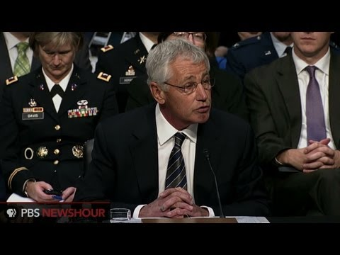 Watch Defense Secretary Chuck Hagel's Testimony at Senate Hearing on Proposed U.S. Strike on Syria
