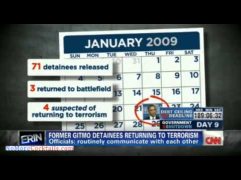 Former Gitmo detainees returning to terrorism; Routinely communicate with each other