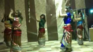Troupe TILLELI Danse Kabyle Berbère
