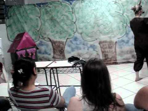 Teatro Obesidade   Chapeuzinho Vermelho