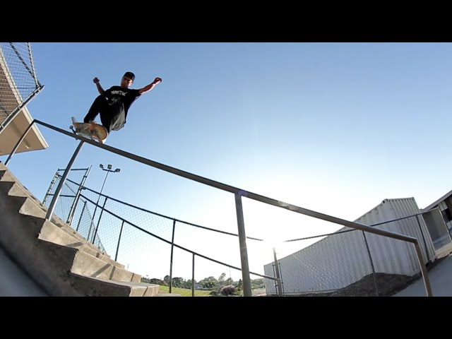 #10C41 Skateboarding - Chris Joslin, Ban, Cabrera July Street Edit - MapsVM