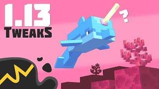 10 Tweaks I'd Make in Minecraft's 'Update Aquatic'