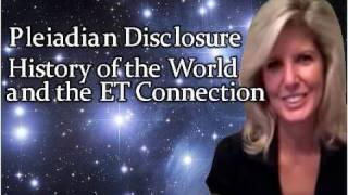Colleen Thomas Pleiadian Disclosure: History Of The