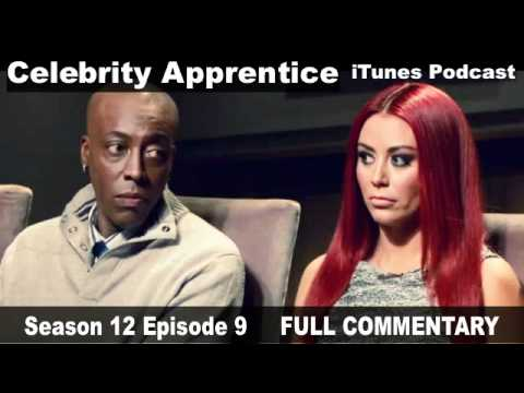 Celebrity apprentice 12 episode 1