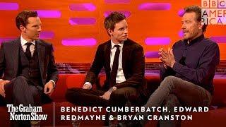 Cumberbatch, Redmayne & Cranston's Best Pickup Lines - The Graham Norton Show