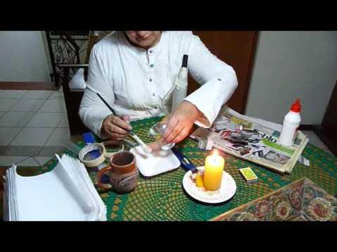 C mo se hace una trompeta youtube for Ceramica artesanal como se hace
